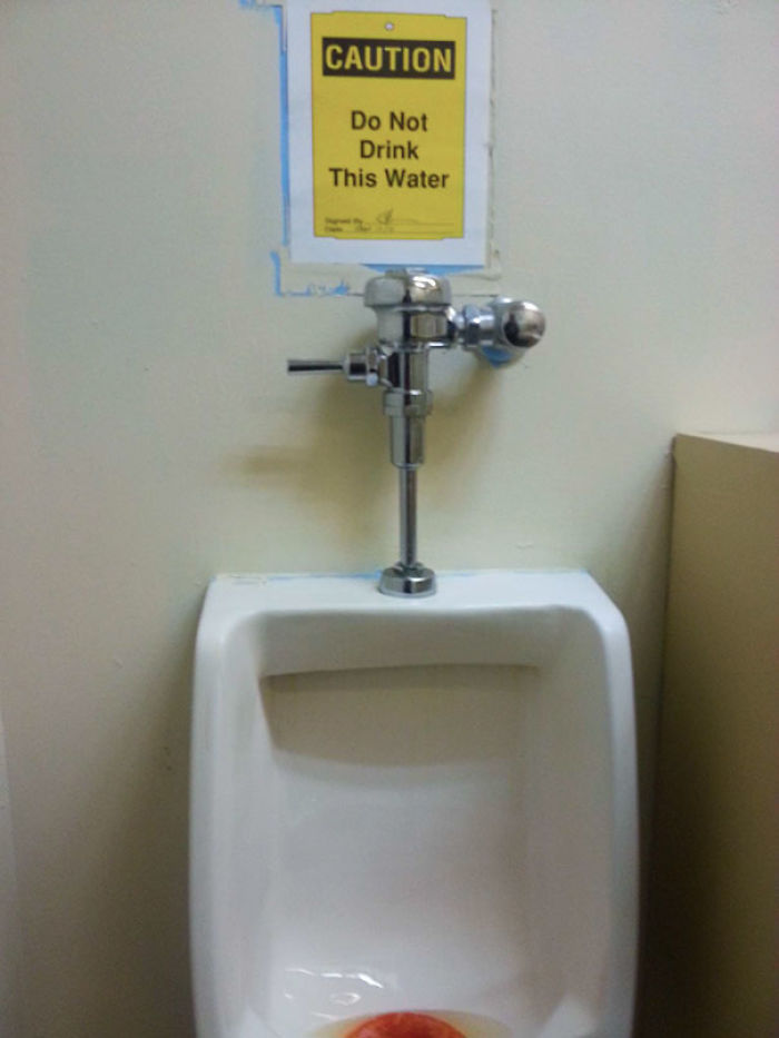 Pointless Sign