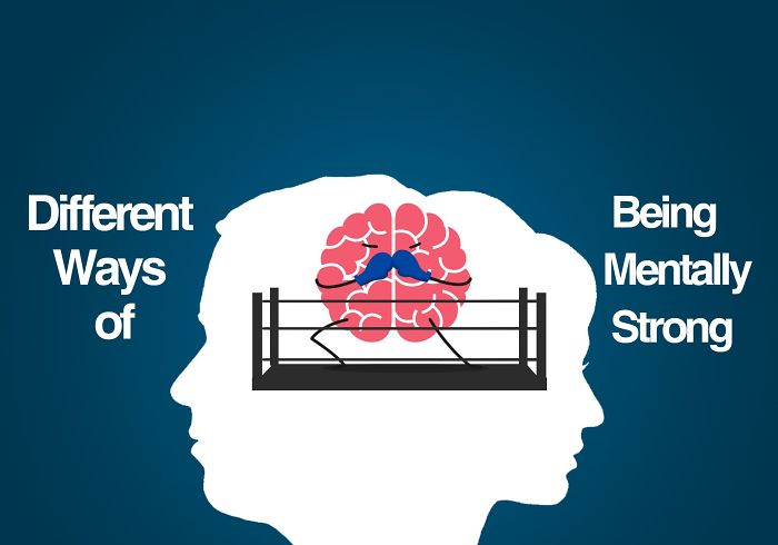 How Mentally Strong Men & Women Are Different