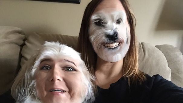 Faceswapped. Nice Grin