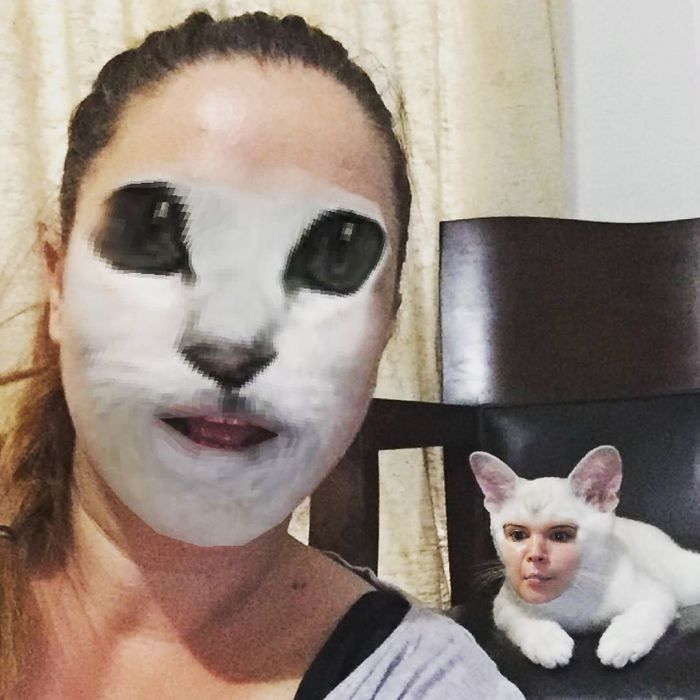 Face Swapping Fun