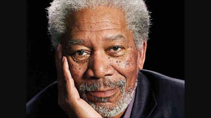 Science Can Explain Why People Love Morgan Freeman's Voice So Much!!
