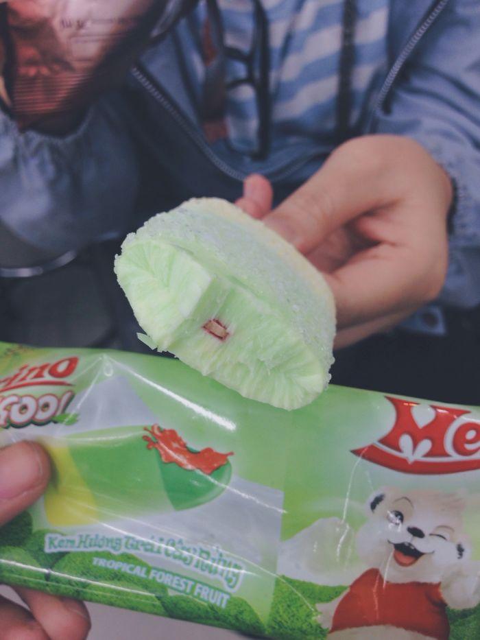 How Ice-cream Betrayed You