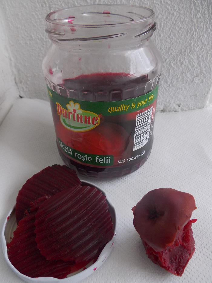 Beetroot In Vinegar