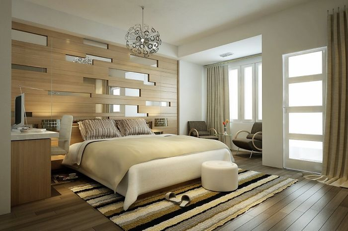 Beautiful Bedrooms That I Would Love To Have (10+ Pics)