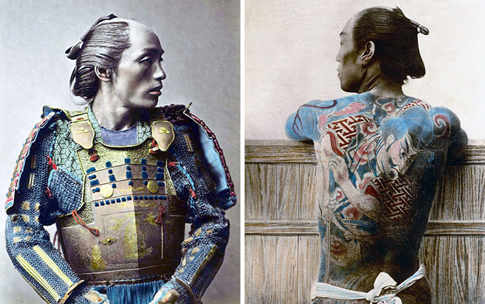 The Last Samurai In Rare Photos From 1800s