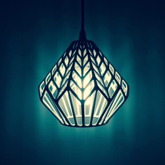 15 Stunning Lampshades That You Can Make With A 3d Printer.