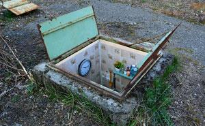 Secret Rooms Installed Inside Abandoned Manholes In Milan