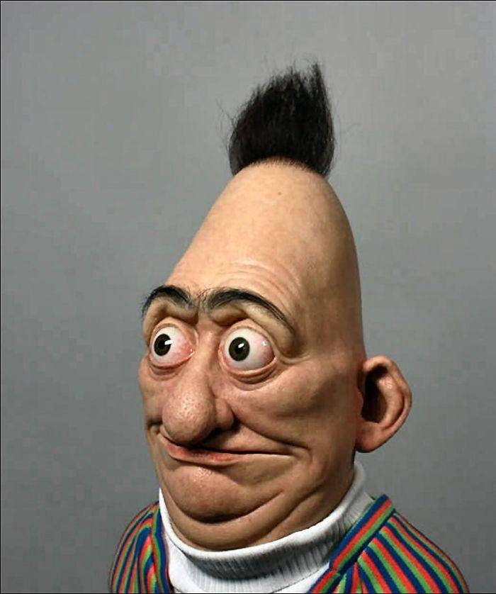 Bert van Sesamstraat