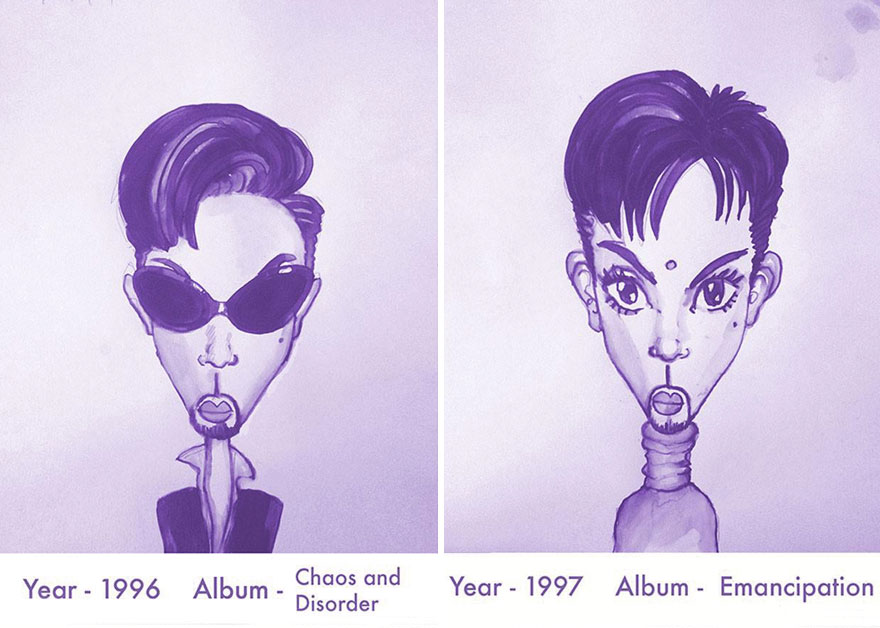 prince hair style prince s hair styles from 1978 to 2013 bored panda 4925