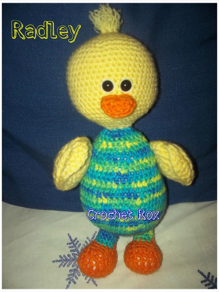 I Crochet Stuffed Animals In Pajamas