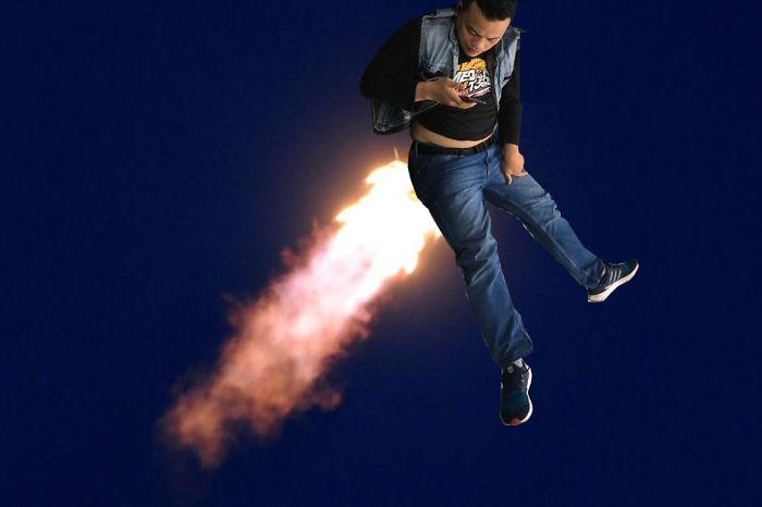 Blastoff!