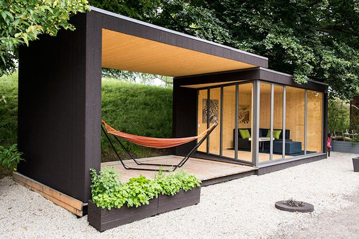 women are creating she-sheds, a female alternative to man caves