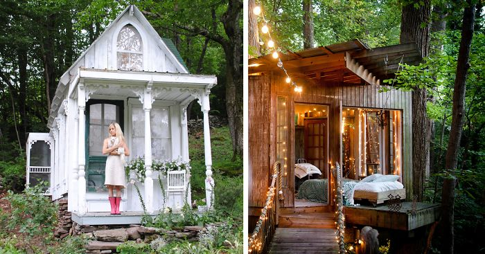 Backyard Man Cave Shed : Women Are Creating SheSheds, A Female Alternative To Man Caves (15