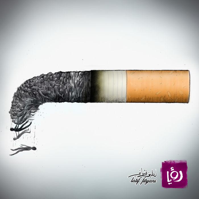 Smoking Kills Others Too
