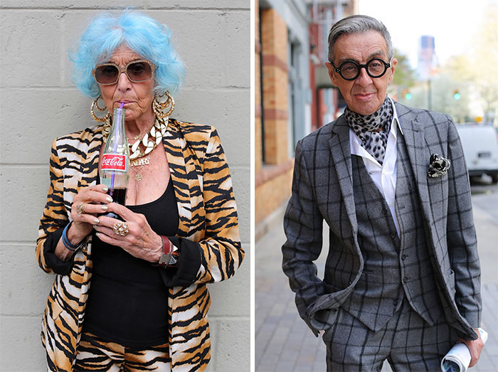 69 Stylish Seniors That Prove Age Is Just A Number