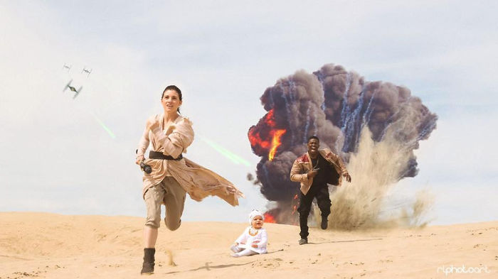 A New Hope For The Star Wars Family: The Story Behind Your Favorite Force Awakens Cosplayers