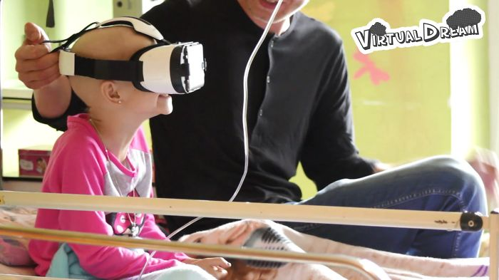 Virtual Reality For Oncology Little Warriors