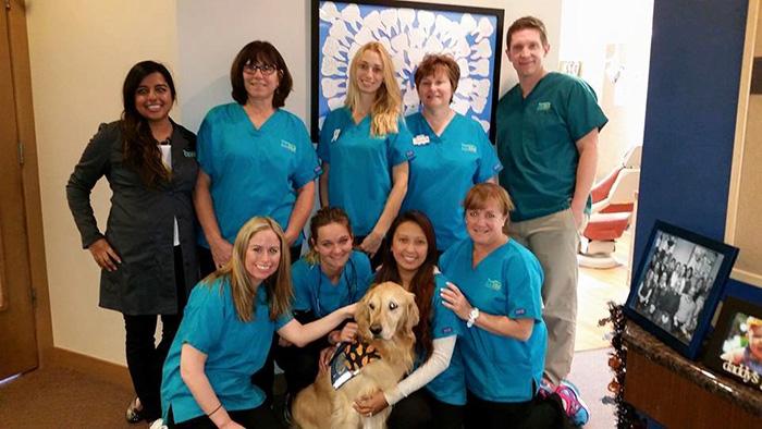therapy-dog-dentist-stress-jojo-pediatric-dentistry-northbrook-9