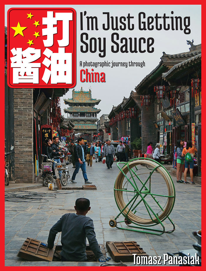 Just Getting Soy Sauce In China