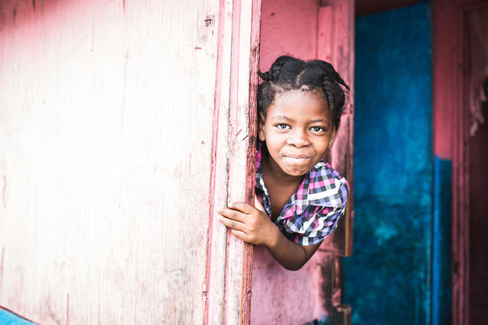 I Photographed What It's Like To Be Born, Live, And Grow Old In Haiti