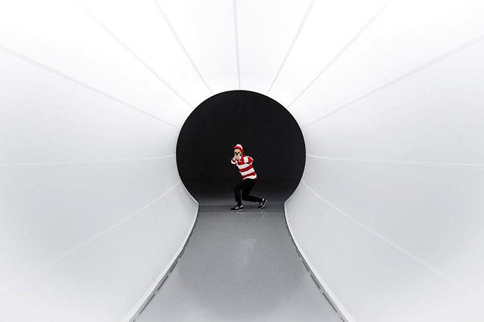 Where's Waldo?