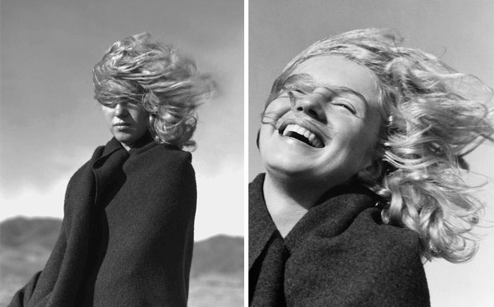 Rare Photos Of Marilyn Monroe When She Was Just 20 Years Old