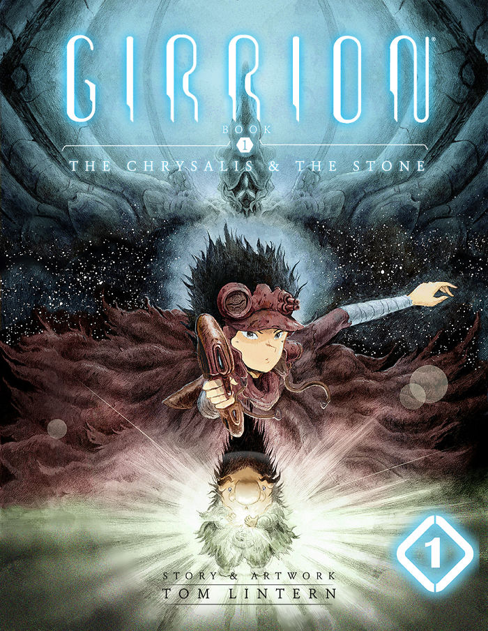 Girrion Book 1 The Chrysalis And The Stone