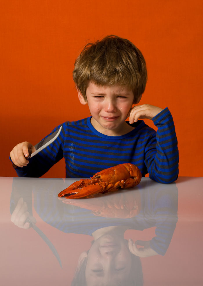 I Asked Kids To Eat Living Animals.