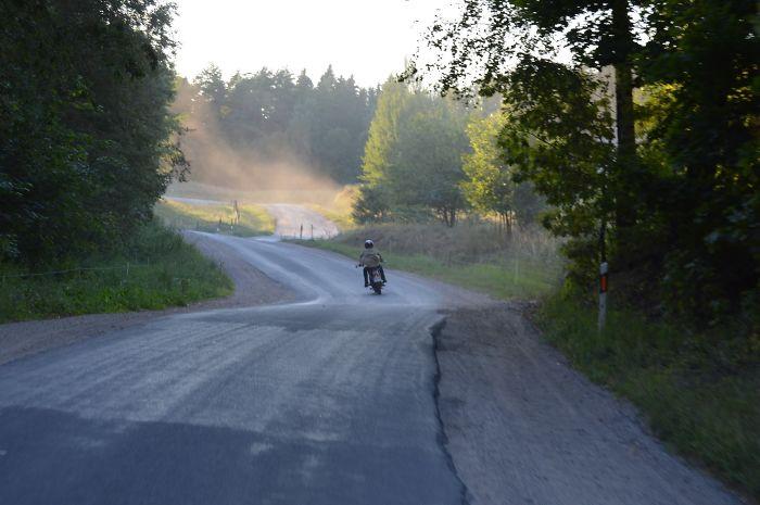 Morning Ride