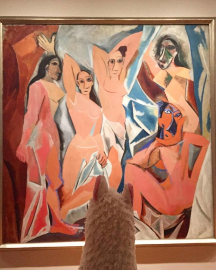 Understanding Picasso Deeper At Moma