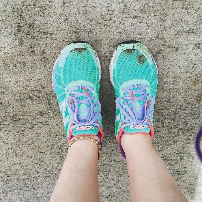 Morning Run And I Am Really Feeling Good