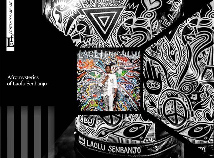 Afromysterics Of Laolu Senbanjo