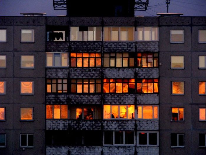 Windows On Fire