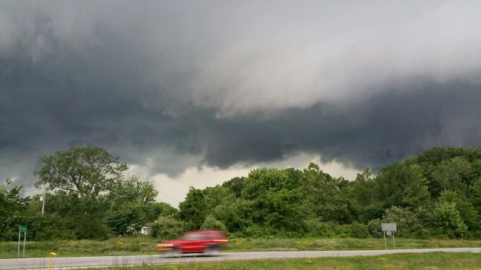 Spring 2016 Storms In Indiana