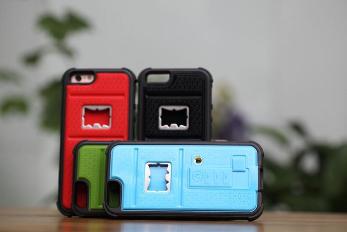 Multifunctional iPhone Case That You Should Consider As A Father's Day Gift