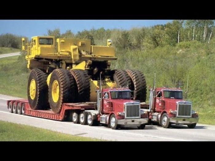 Oversize Load Transportation. Epic Failure