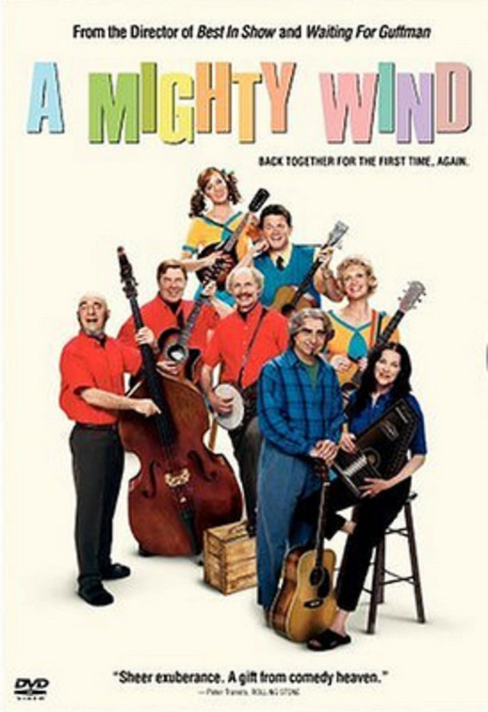 A Mighty Wind!