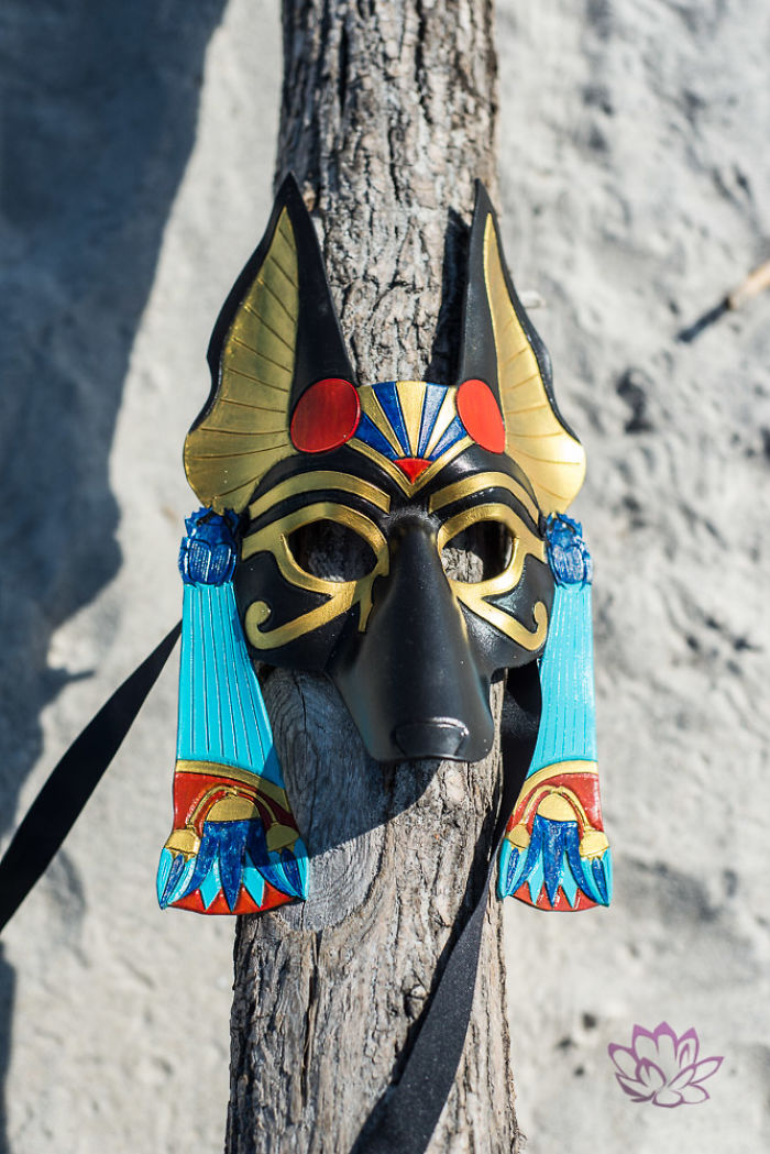 Gods Alive Project: Anubis