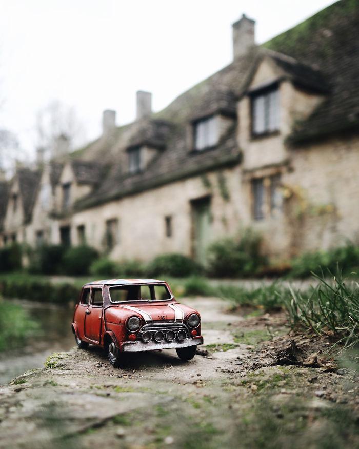 English Countryside Adventure In Arlington Row