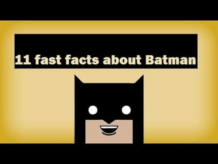 11 Amazing Facts About Superhero | The Batman