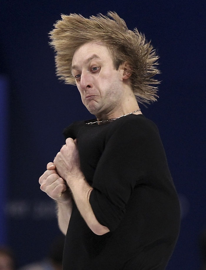 Challenge: Photoshop This Russian Figure Skating Champion Evgeni Plushenko And Give Him A New Profession!