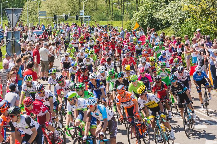 Giro D'italia In The Netherlands: Arnhem!