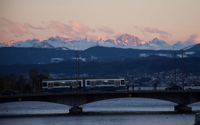 Beautiful Zurich