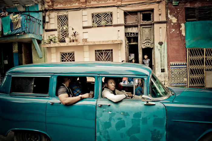 Cuba Libre: I Photographed Life In Havana To Show How The Years Of Communism Had Affected It