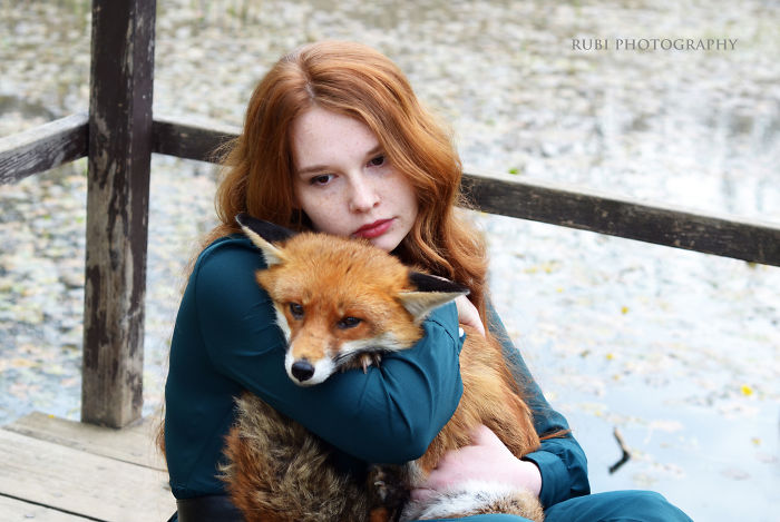 Fairytail With Foxes