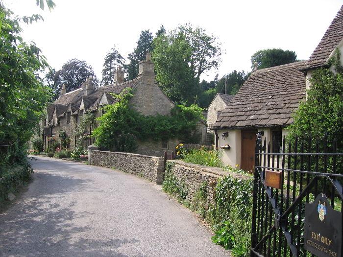Iffley Village, Oxfordshire Great Britain