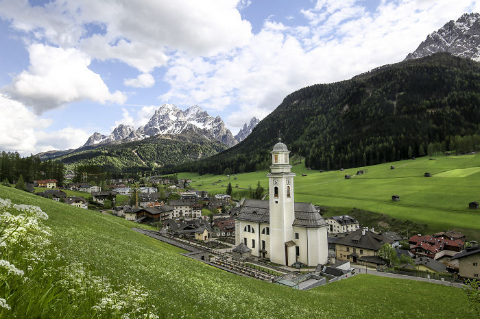 We Went To Search For The Magical Chapels And Churches Hidden In The Dolomite Mountains