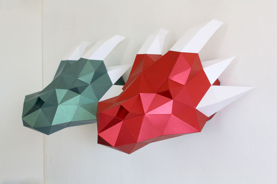 I Spent The Last 4 Months Making Animals Out Of Paper