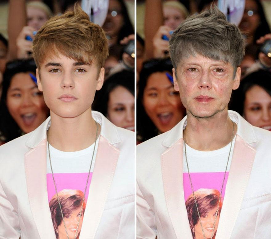 Justin Bieber By Hidreley