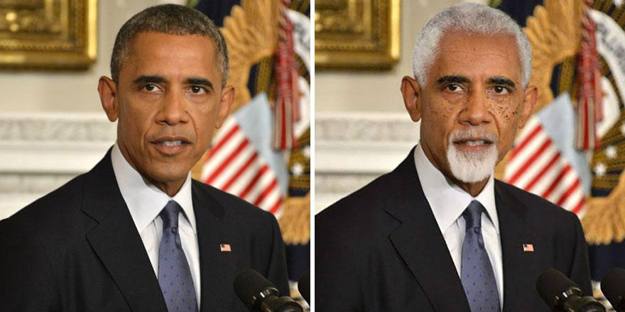 Obama By Luiz Carlos Estati